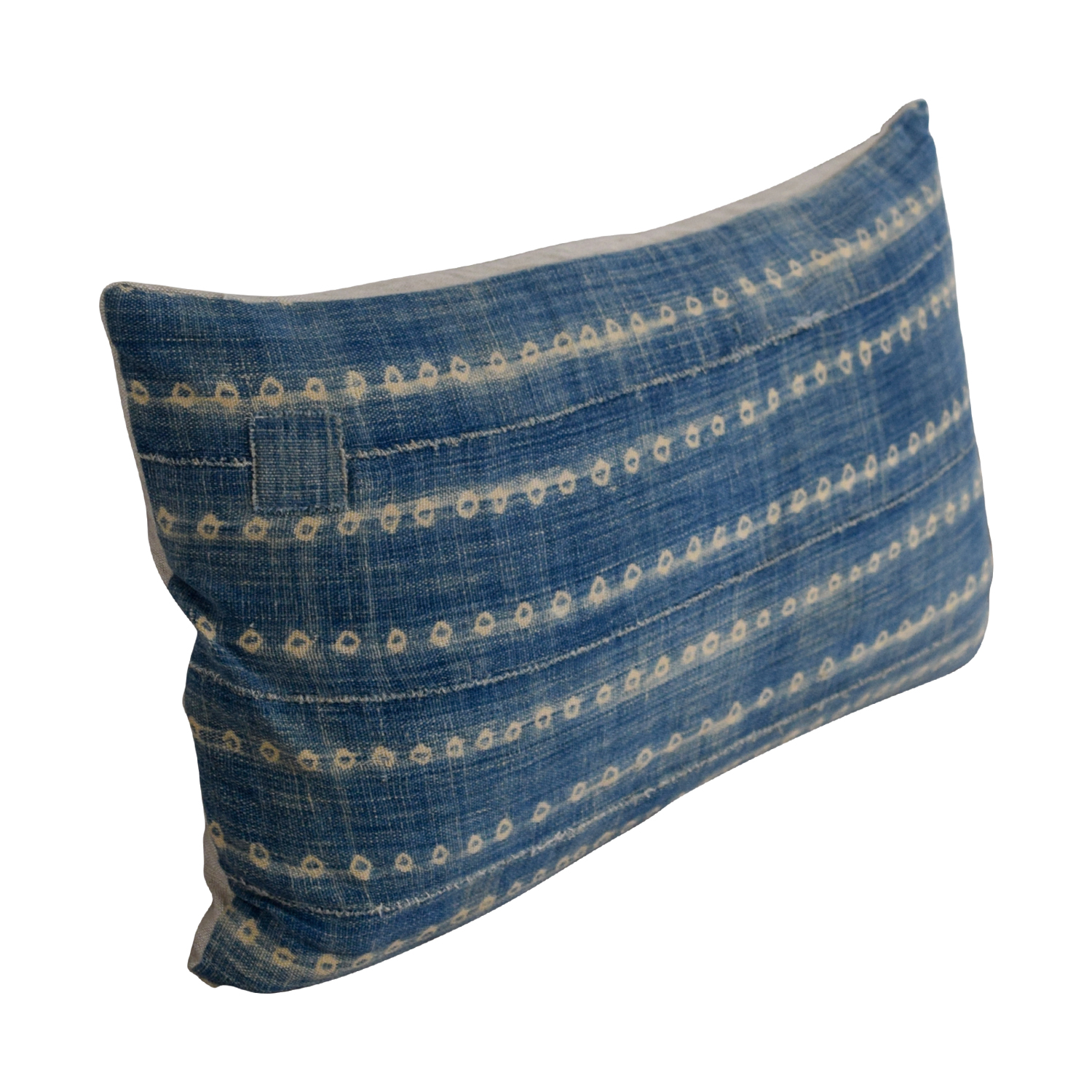 Etsy African Blue Mudcloth Toss Pillow / Decor