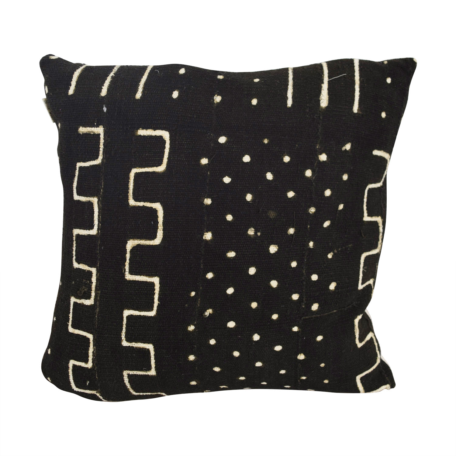 Etsy Etsy African Black and Beige Mudcloth Toss Pillow coupon