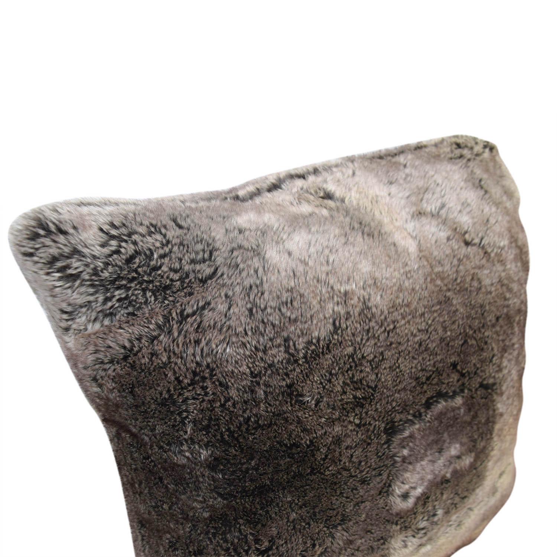 Restoration Hardware Restoration Hardware Faux Fur Decorative Pillow