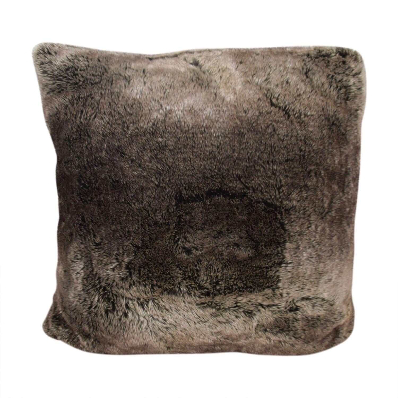 shop Restoration Hardware Faux Fur Decorative Pillow Restoration Hardware Decor
