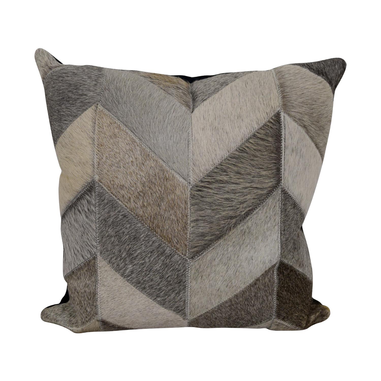 Etsy Decorative Pillows : 27% OFF - Etsy Etsy Pony Skin Toss Pillow / Decor