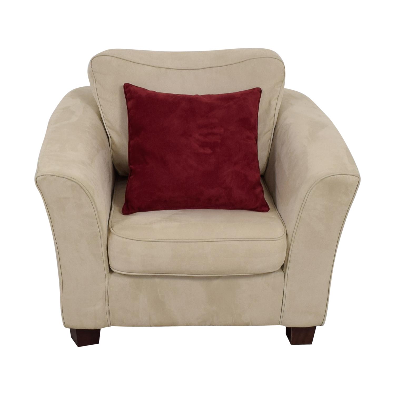 IKEA Beige Armchair / Recliners
