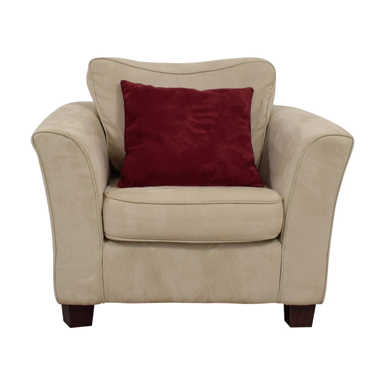 IKEA IKEA Beige Armchair used
