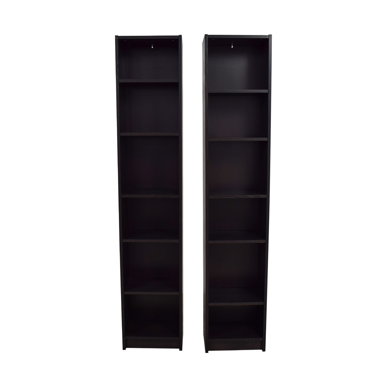 shop IKEA Billy Tall Narrow Bookcase IKEA Storage