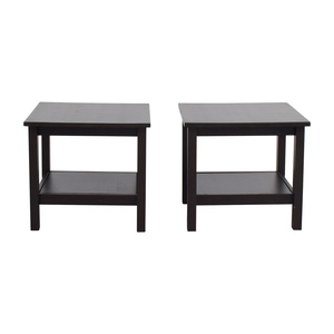 IKEA IKEA Hemnes Side Table on sale