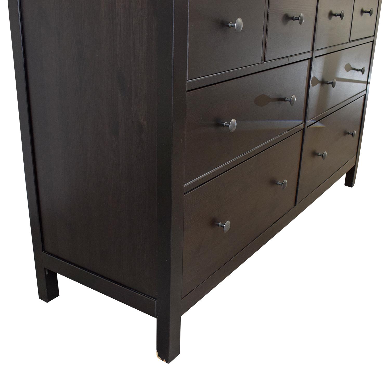 IKEA IKEA Hemnes Eight-Drawer Dresser on sale