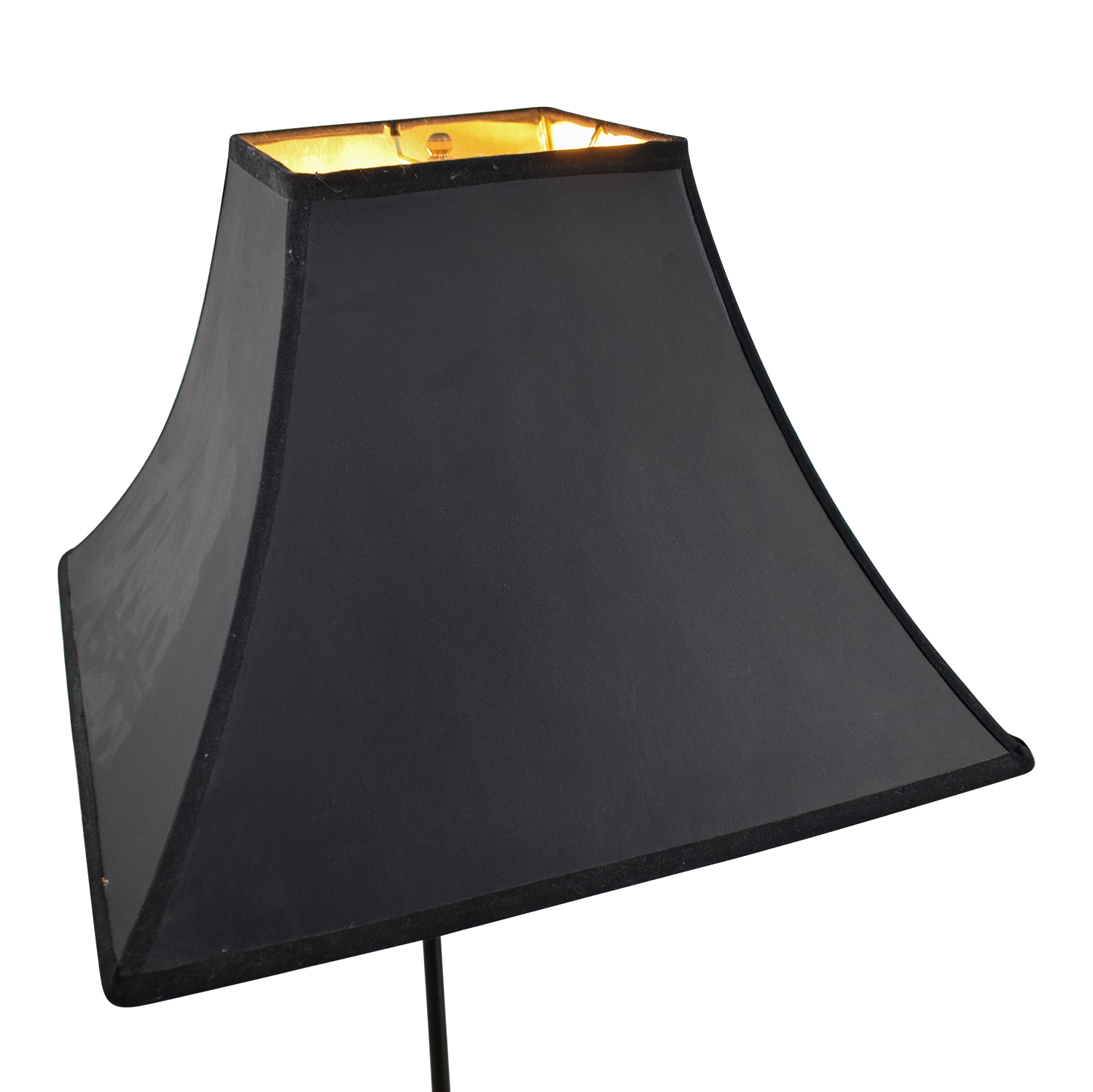 Glass Table Floor Lamp for sale