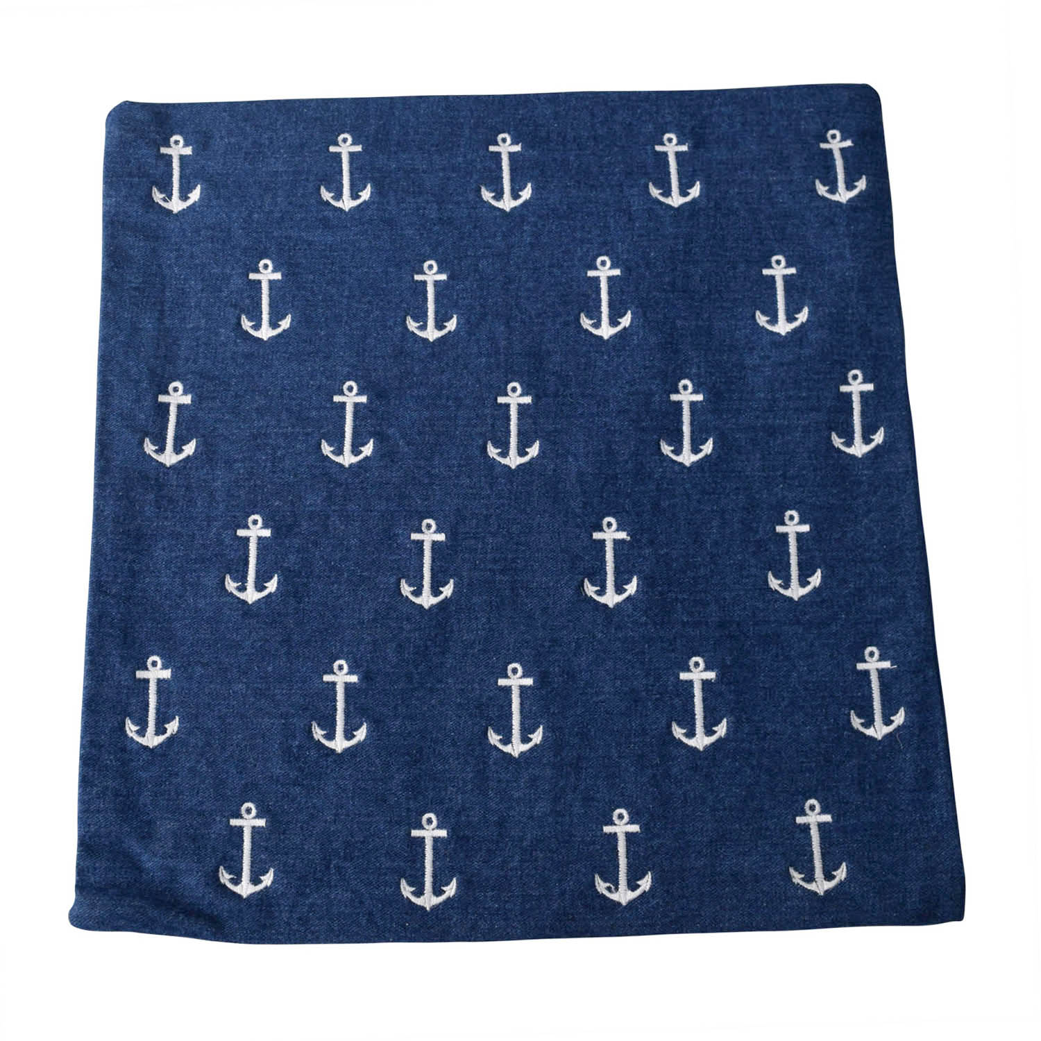 shop Obeetee Anchor Cushion Cover Obeetee Decor
