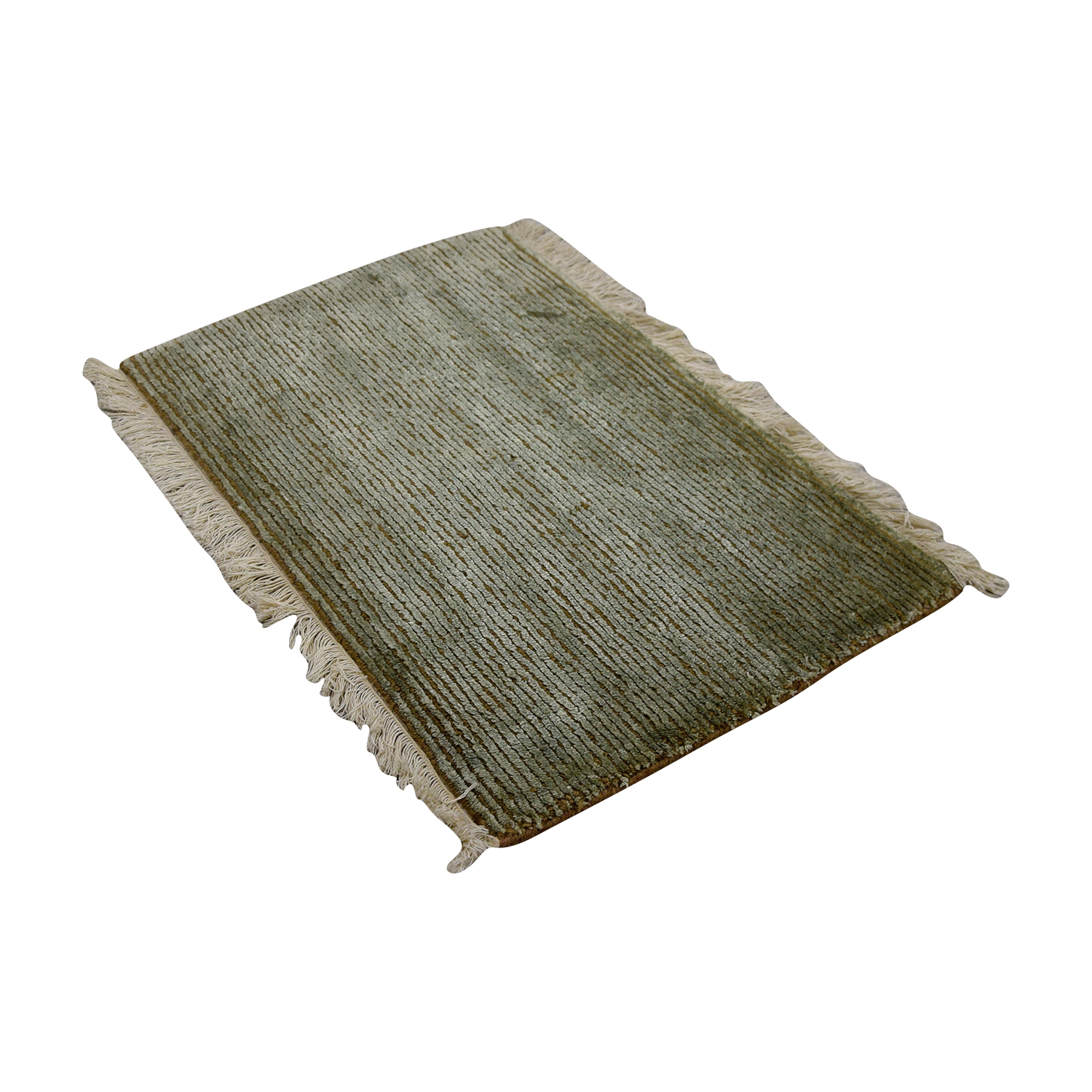 Obeetee Obeetee Green Entry Rug on sale