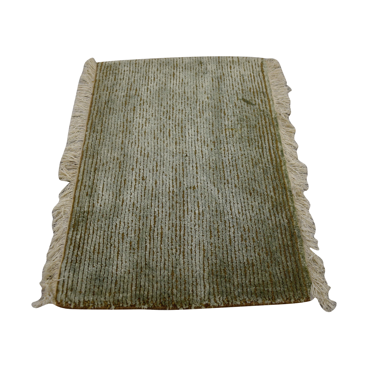 Obeetee Obeetee Green Entry Rug nj