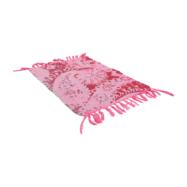Obeetee Obeetee Pink Rug price