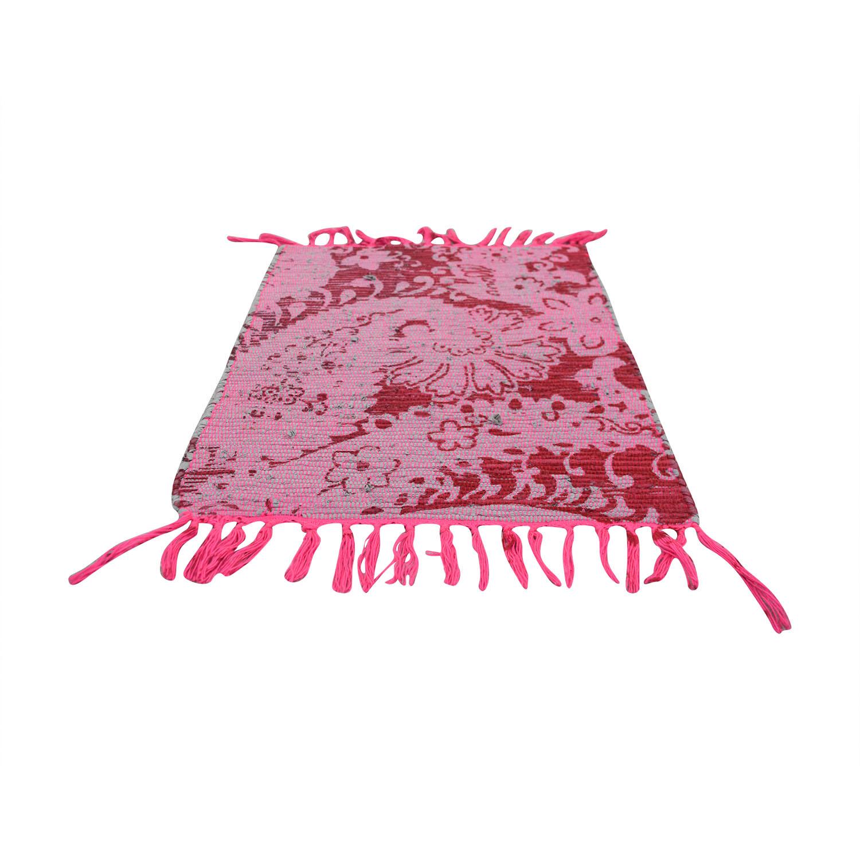 Obeetee Pink Rug sale