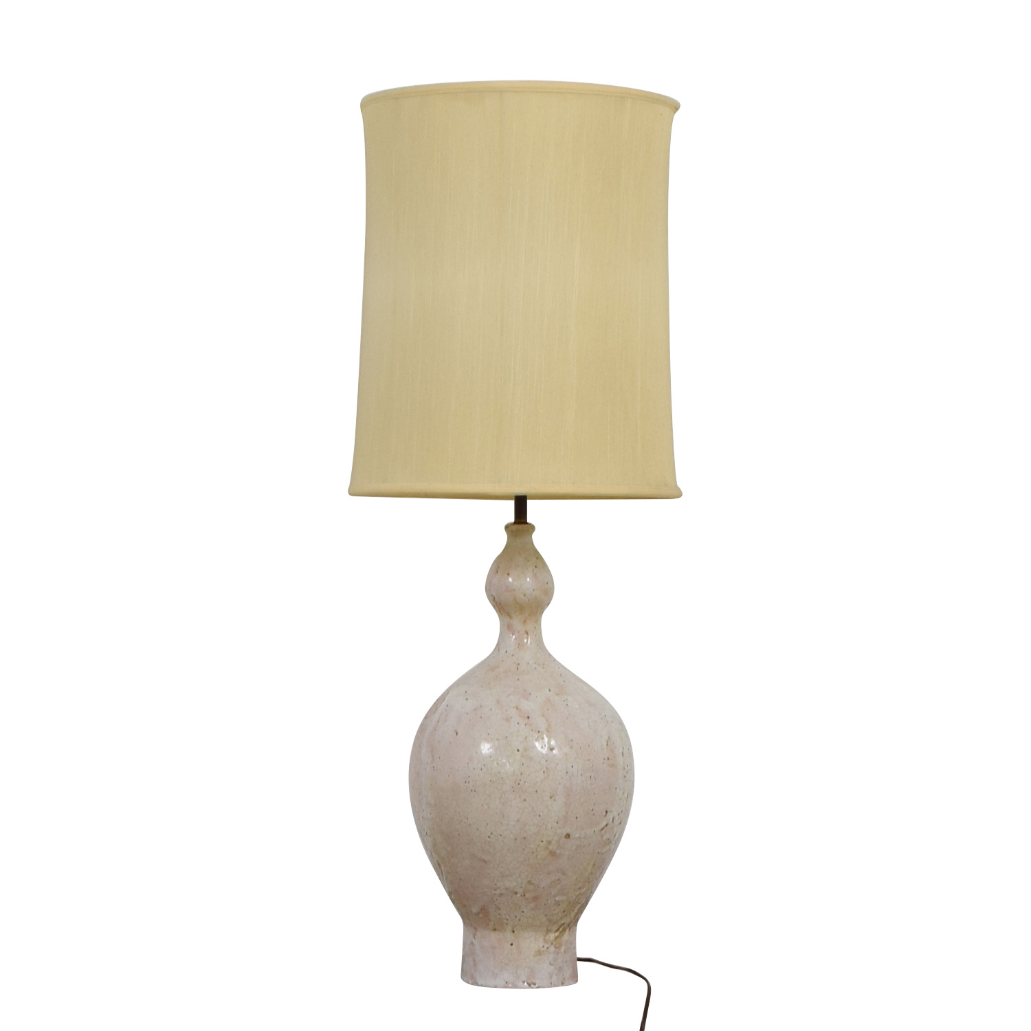 buy Vintage White Ceramic Lamp