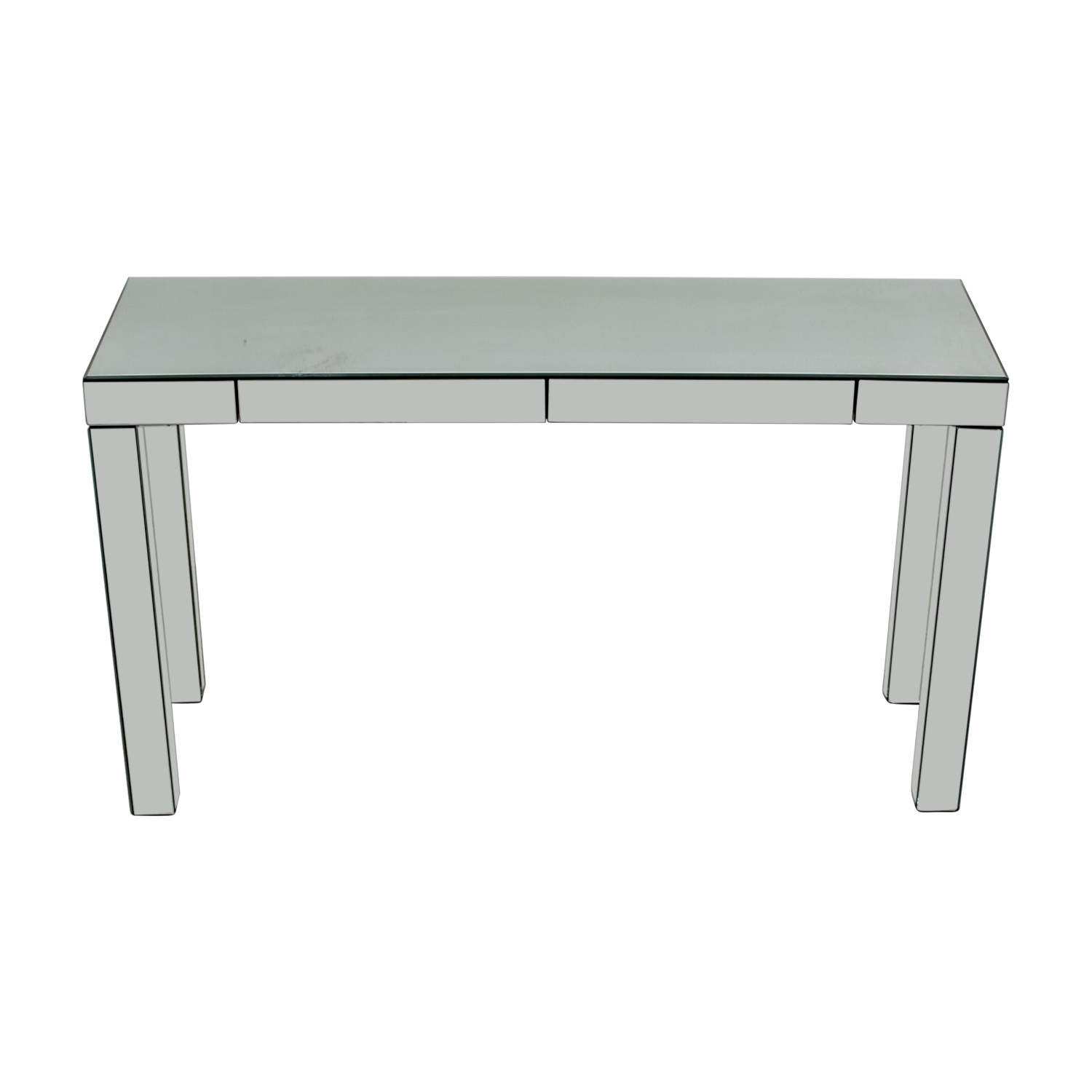 buy West Elm West Elm Parsons Mirrored Console online
