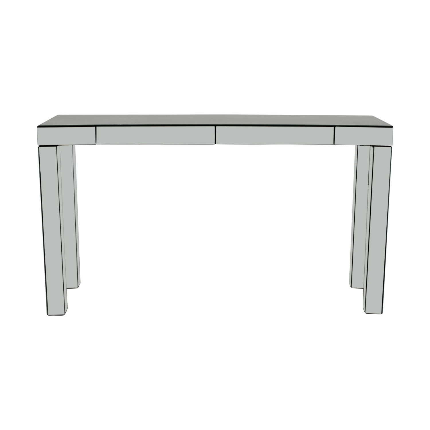 West Elm West Elm Parsons Mirrored Console nyc