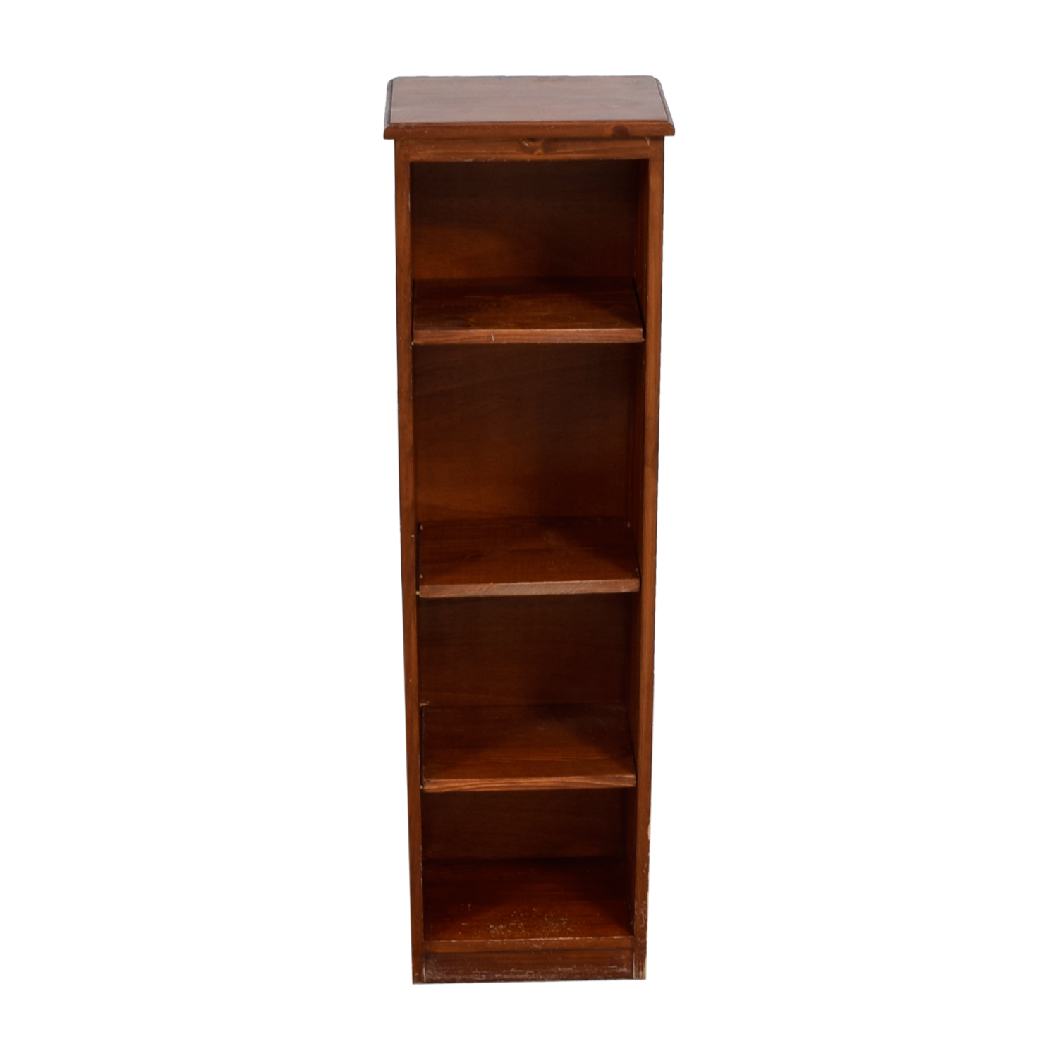 Gotham Cabinet Craft Gotham Cabinet Craft Narrow Wood Bookshelf nyc