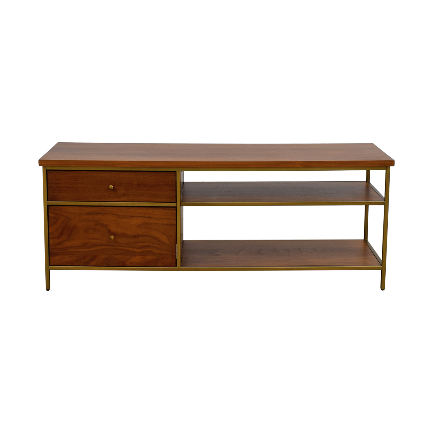 West Elm West Elm Nook Media Console on sale