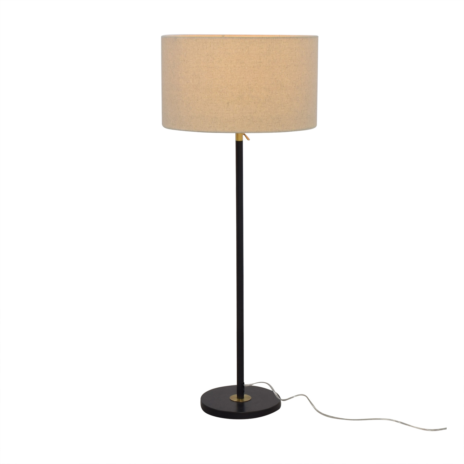 55 Off West Elm West Elm Telescoping Floor Lamp Decor