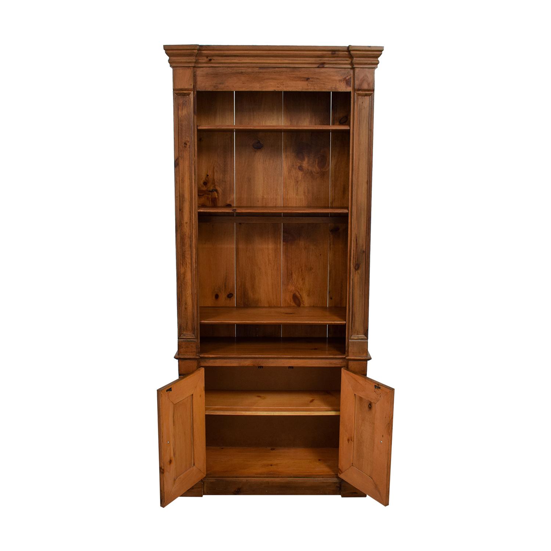 British Traditions British Traditions Wooden Bookshelf used
