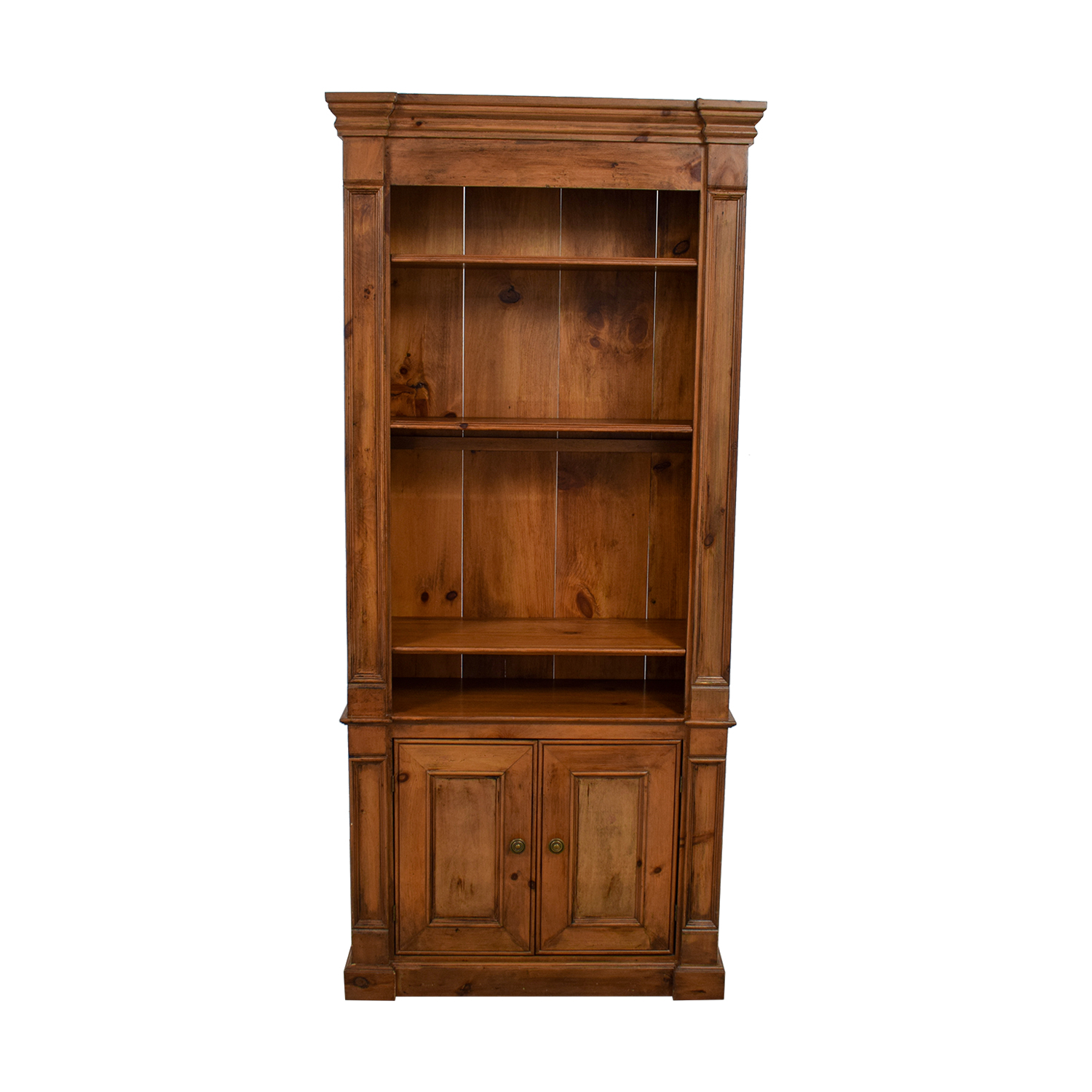 British Traditions British Traditions Wooden Bookshelf Bookcases & Shelving