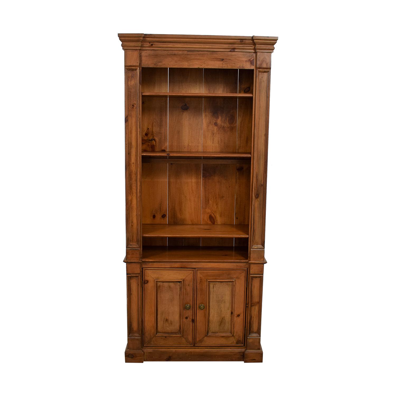 Superb British Traditions British Traditions Wooden Bookshelf Used ...