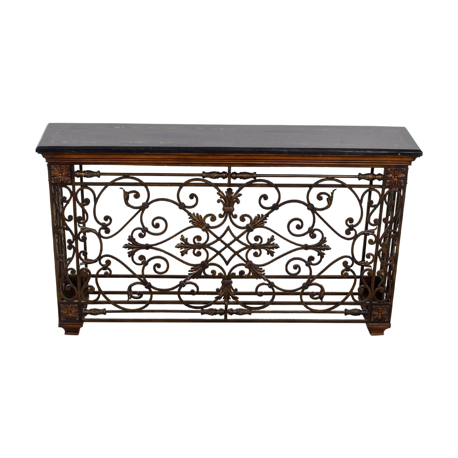 buy Sincerely Yours Scrolled Buffet Console Chest Sincerely Yours Tables