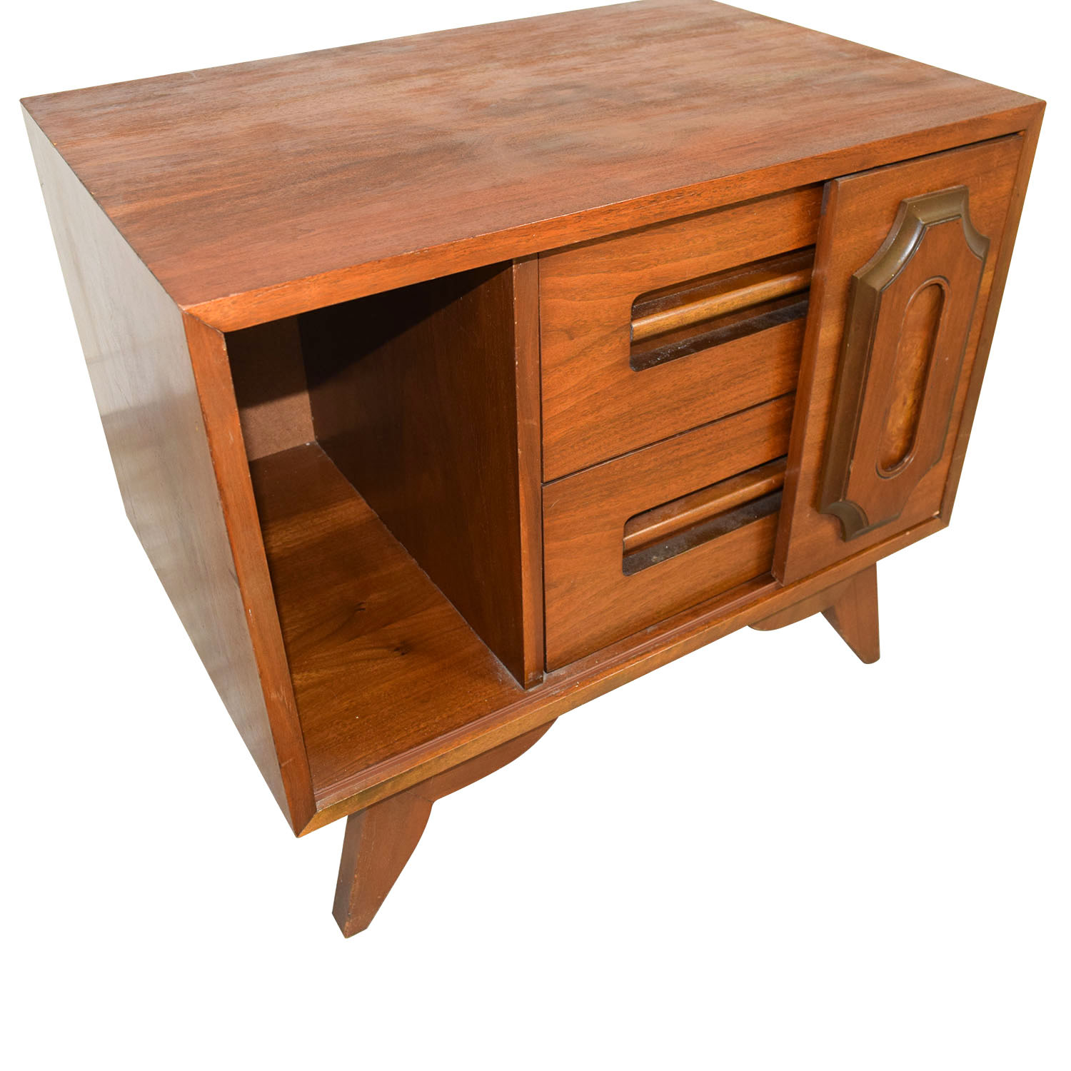 Two-Drawer Side Table / End Tables