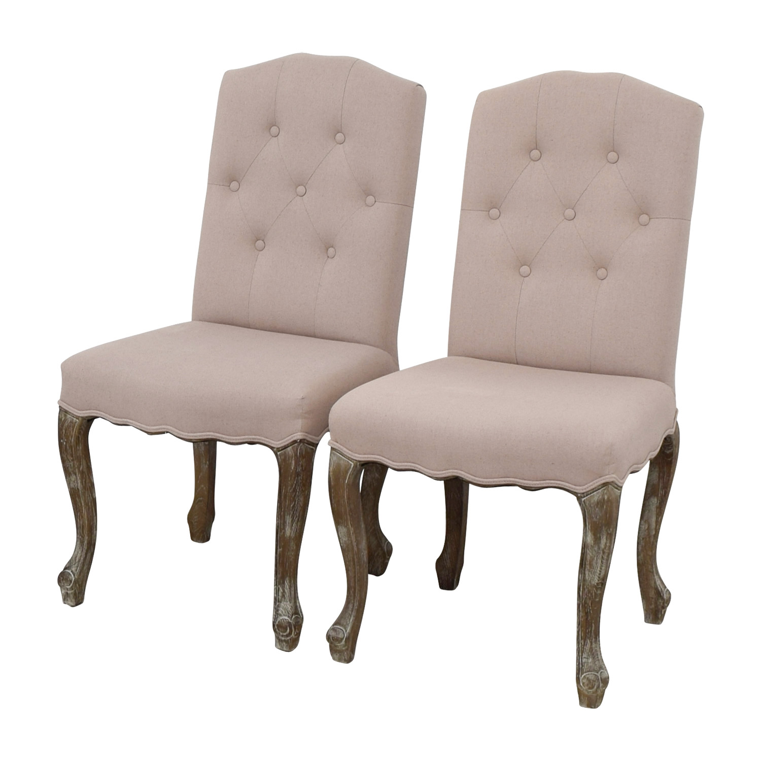 buy Safavieh Safavieh Tufted Beige Side Chairs online