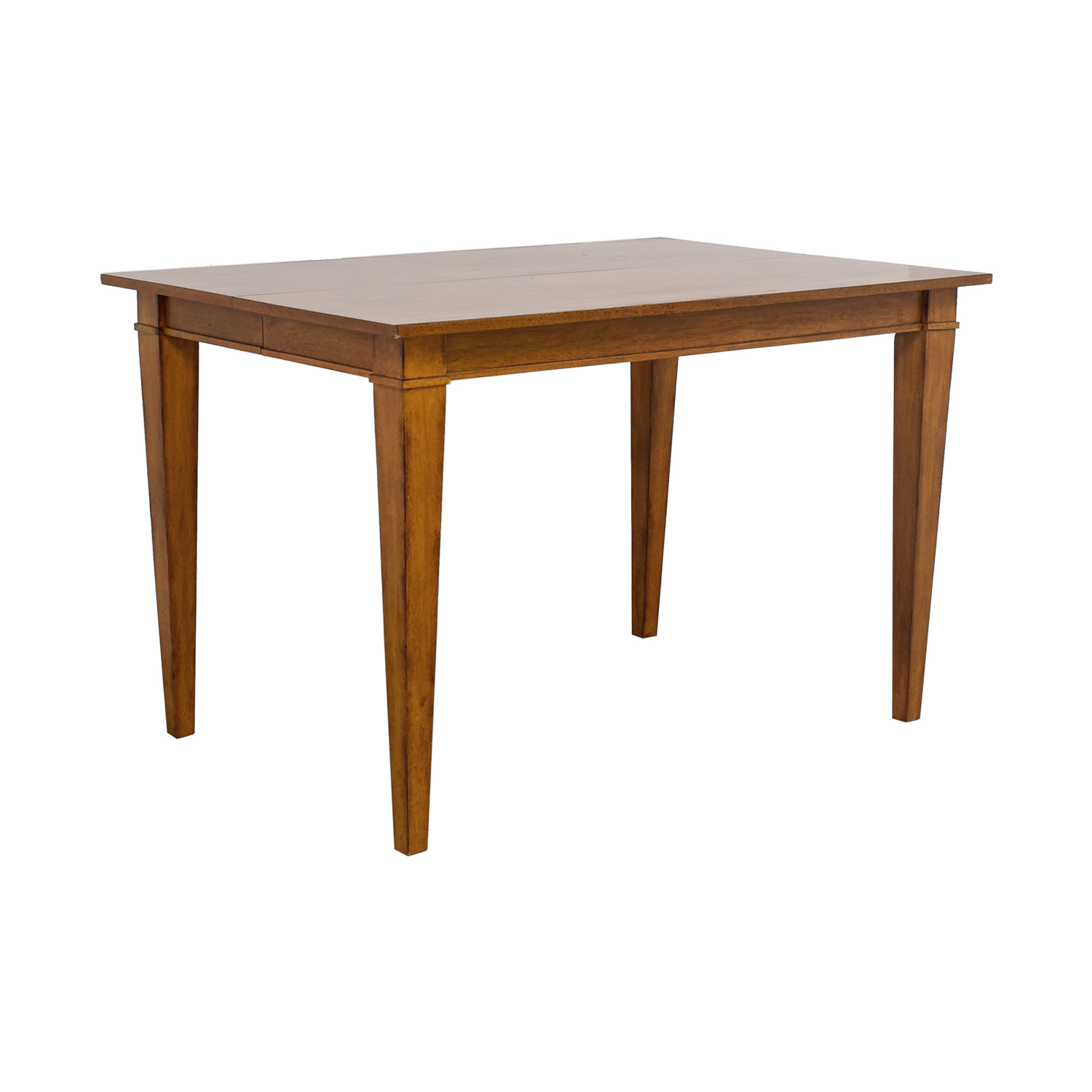 buy Ethan Allen Wood Expandable Dining Table Ethan Allen Tables