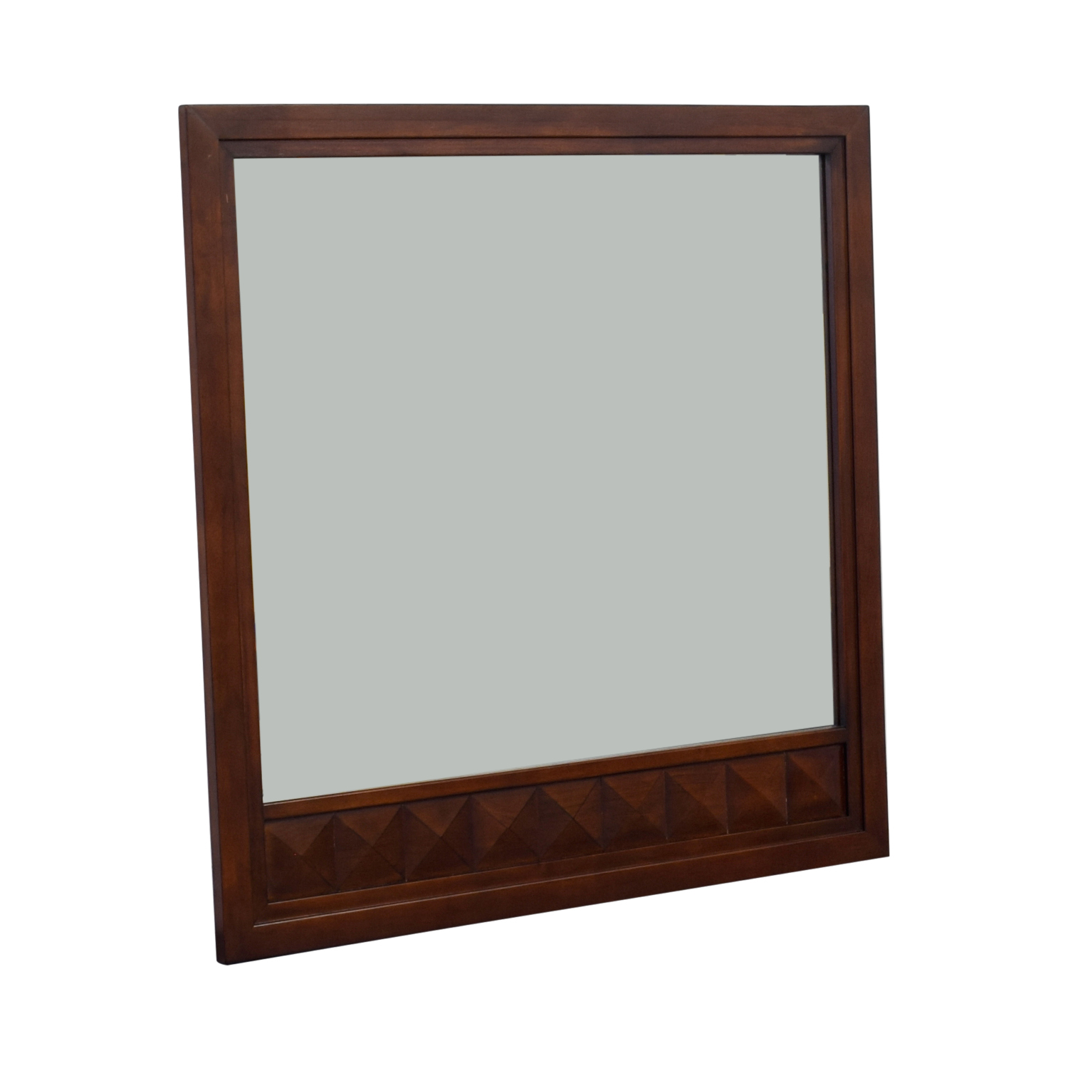Raymour & Flanigan Shadow Dresser Mirror sale