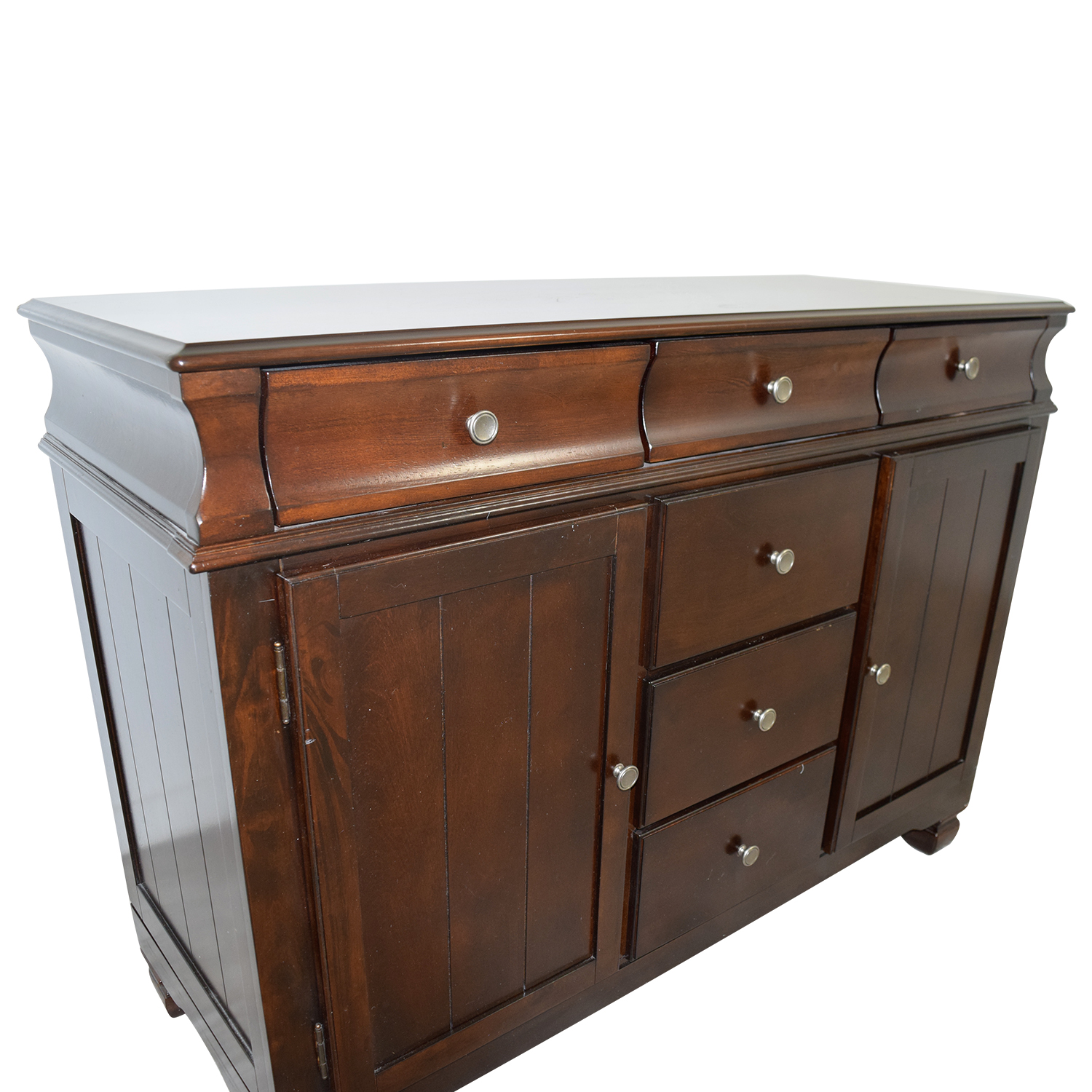 Hayley Wood Dining Room Buffet Cabinets Sideboards