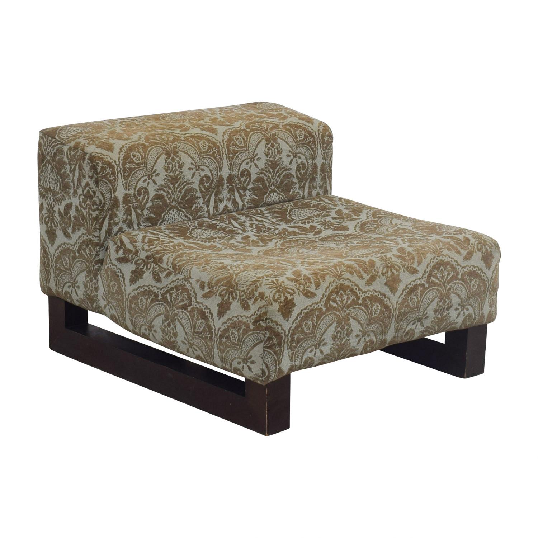 buy West Elm West Elm Multi-Colored Lounge Accent Chair online