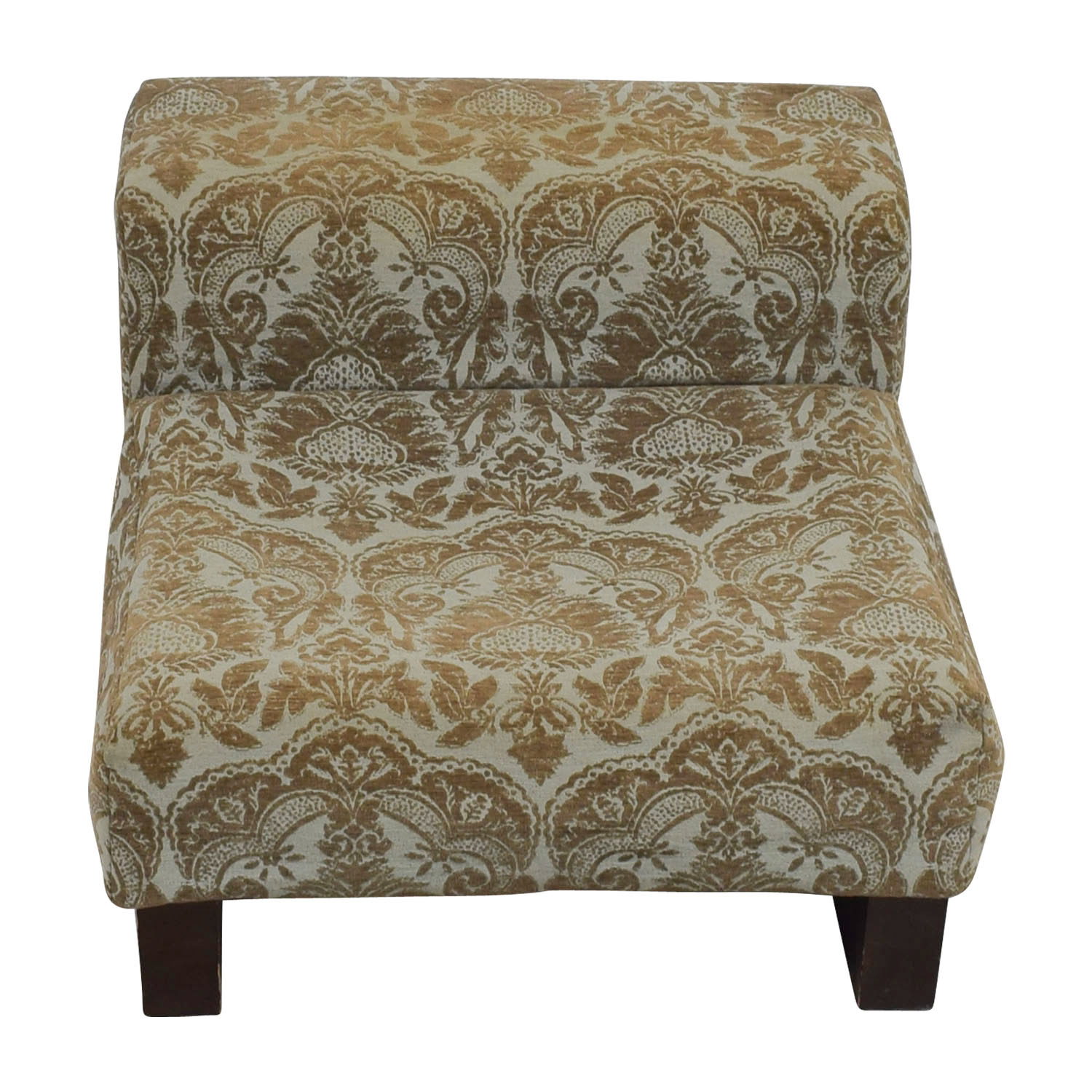 West Elm West Elm Multi-Colored Lounge Accent Chair coupon