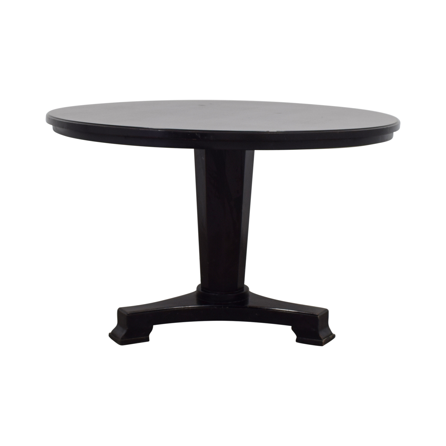 Oly Atelier Oly Atelier Round Black Table used