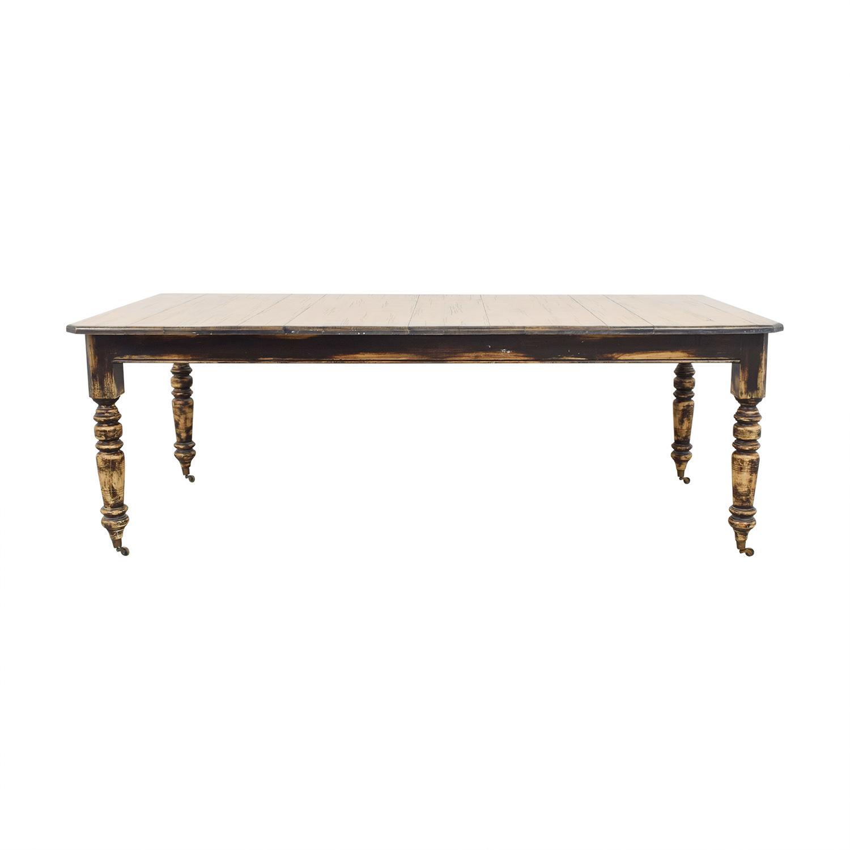 Magnificent 90 Off Quatrine Quatrine Furniture Rustic Farmhouse Table Tables Uwap Interior Chair Design Uwaporg