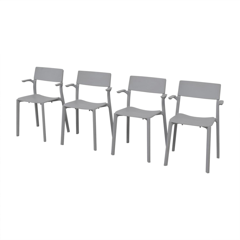73 off ikea ikea janinge armchairs chairs. Black Bedroom Furniture Sets. Home Design Ideas