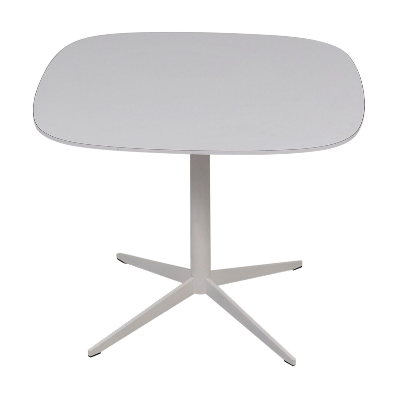 buy Davis Mez White Table Davis Tables
