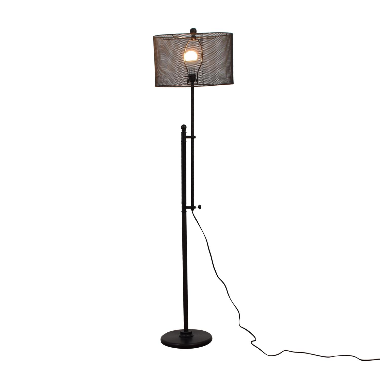 shop Industrial Floor Lamp  Lamps