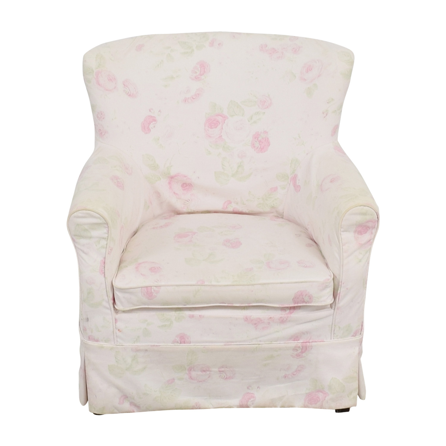 buy Rose Slipcover Accent Chair  Chairs