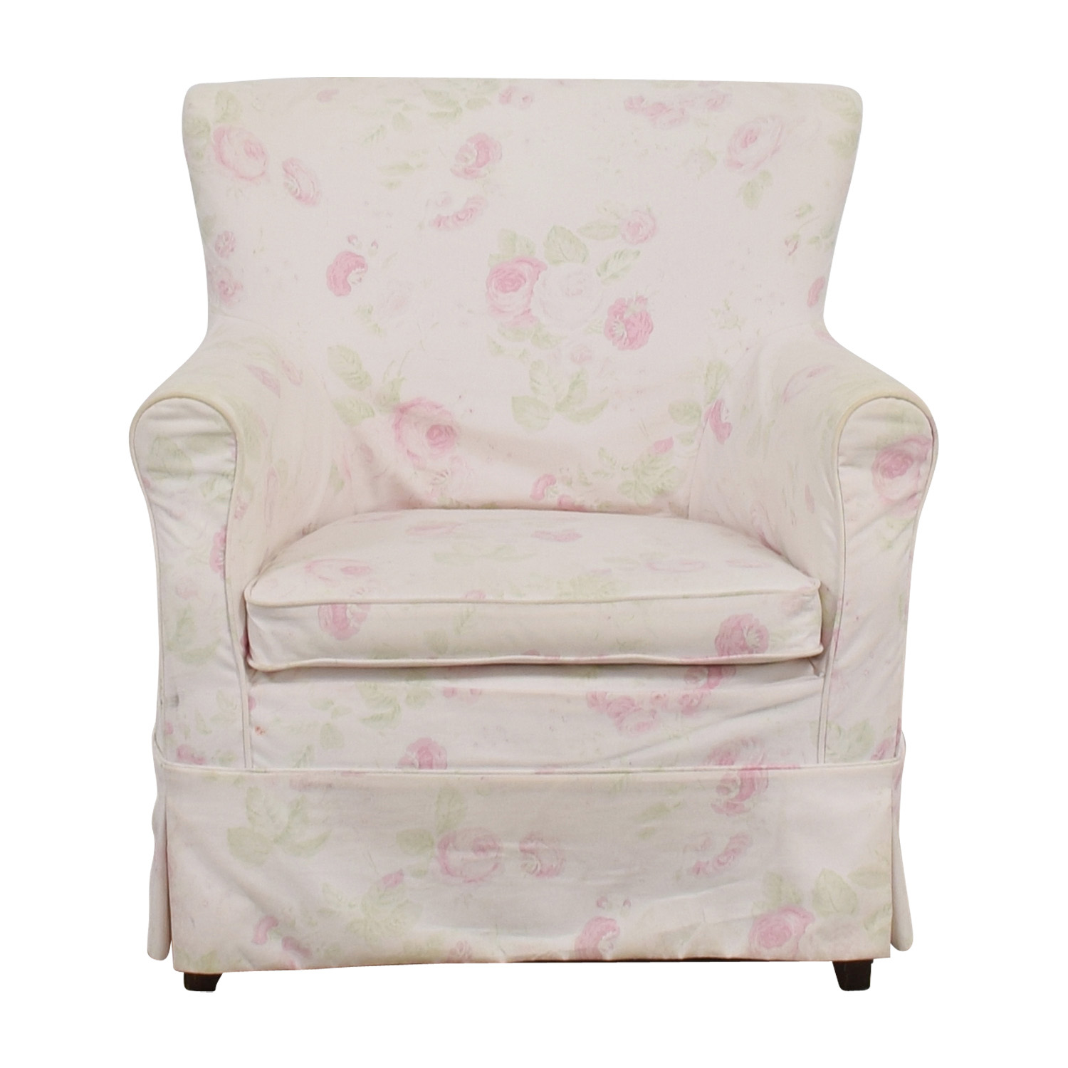 Rose Slipcover Accent Chair nyc