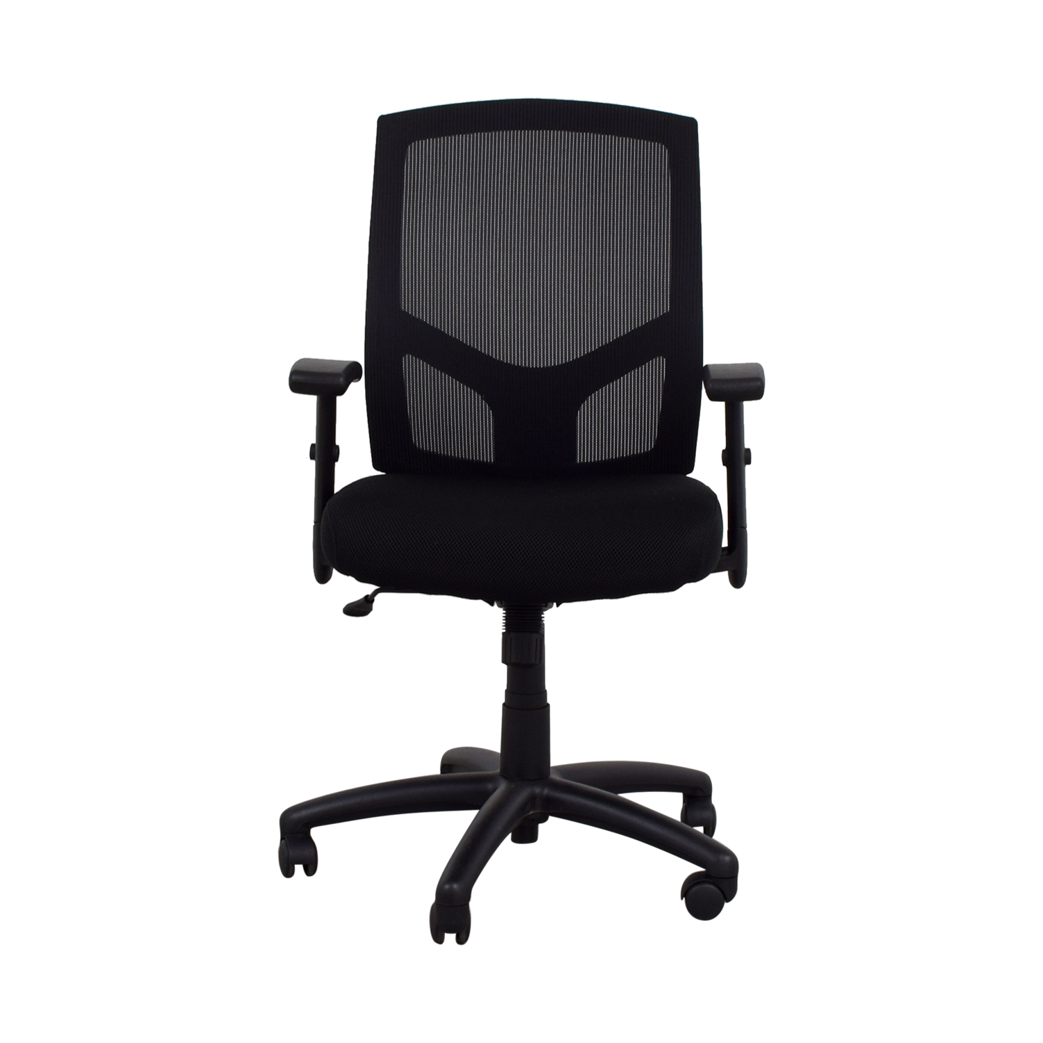 Offices to Go Offices to Go Black Office Chair Chairs