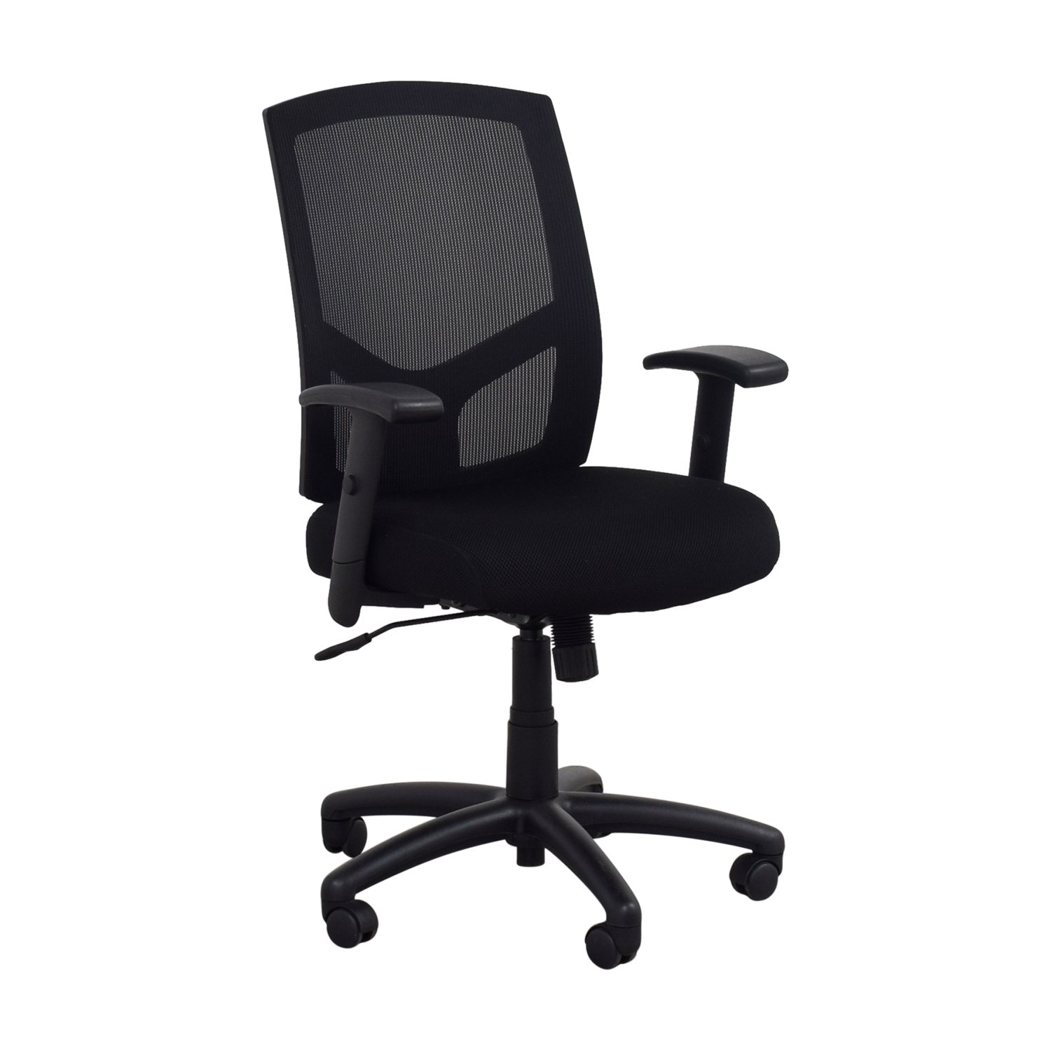 66 Off Offices To Go Offices To Go Black Office Chair