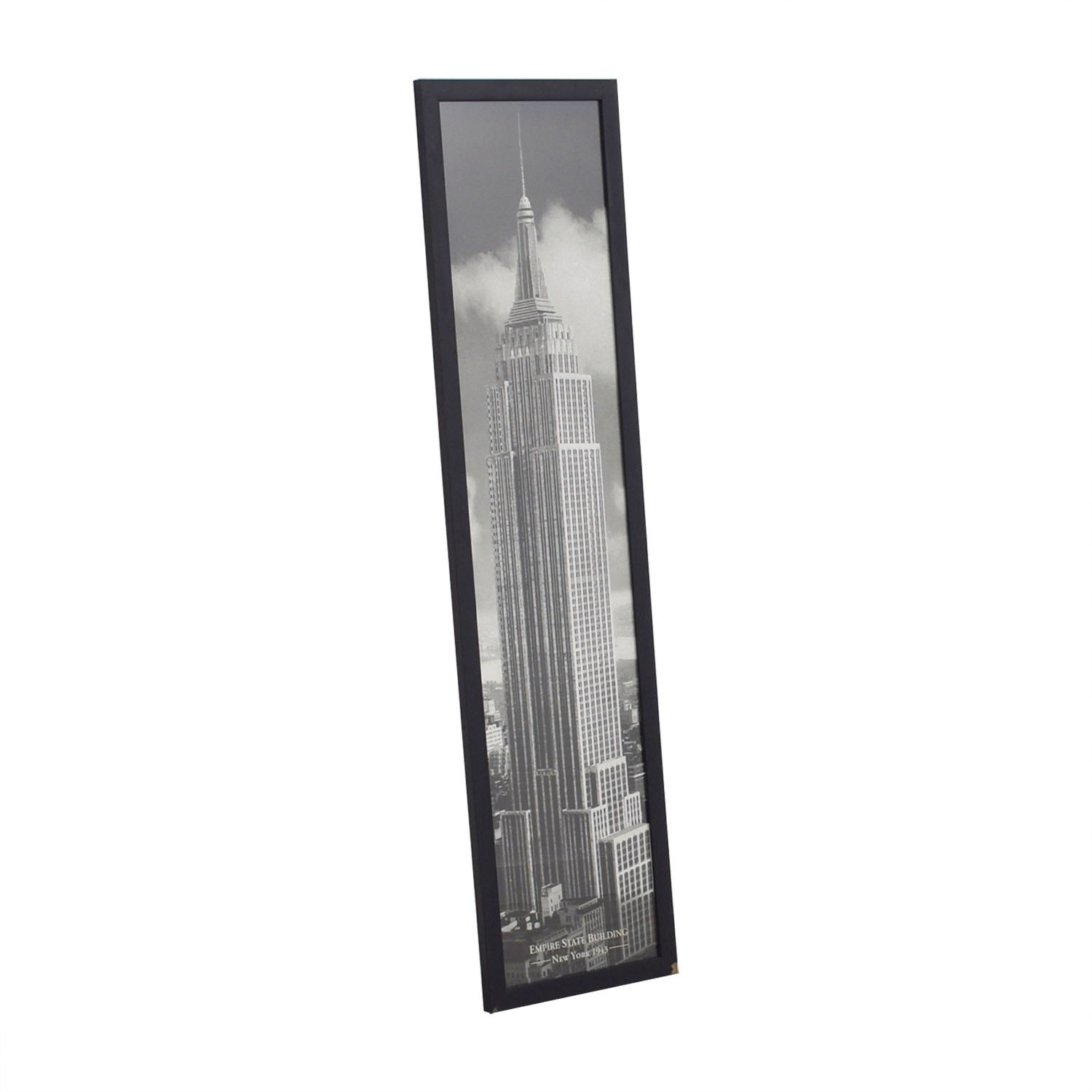 buy Empire State Building Frame Decor