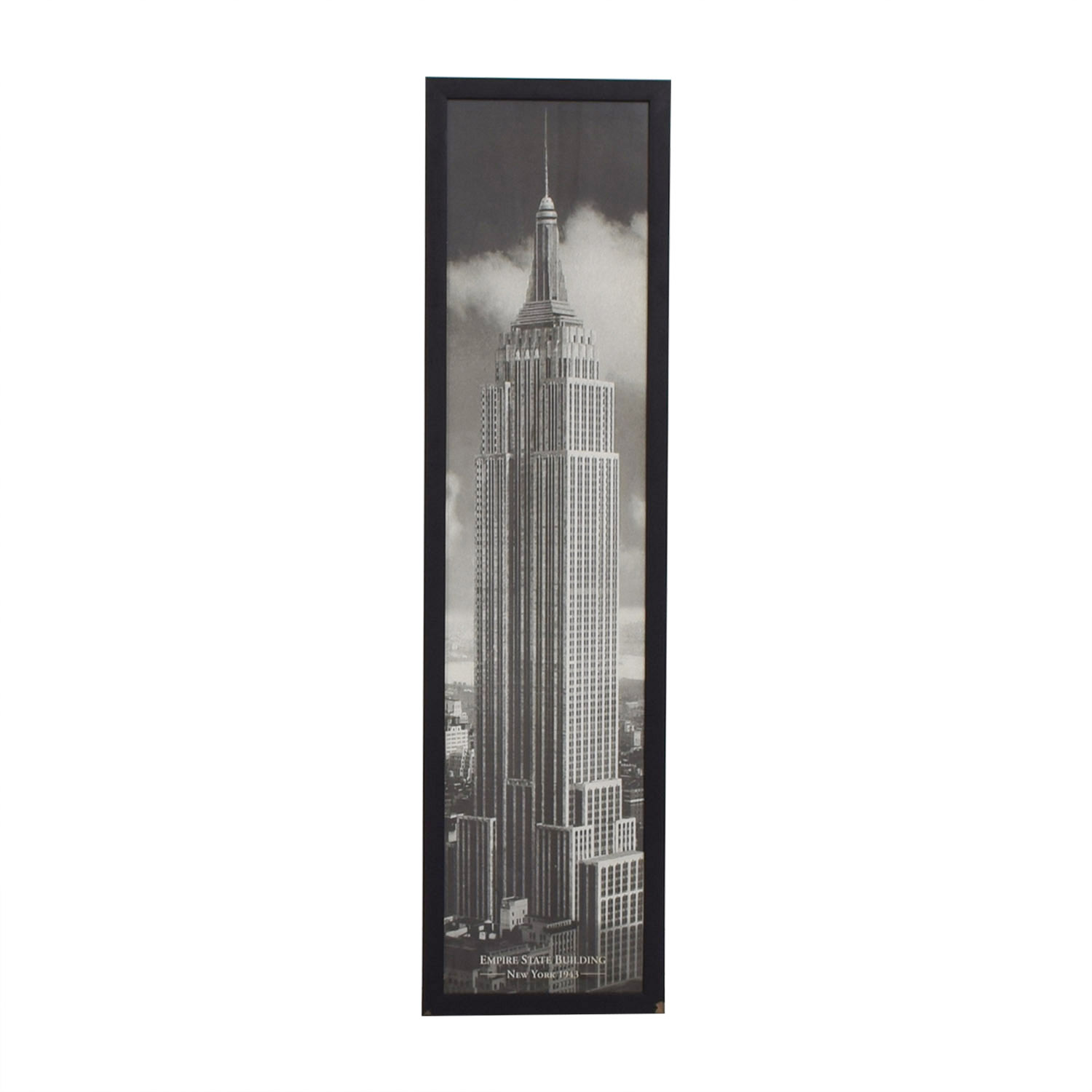 shop Empire State Building Frame