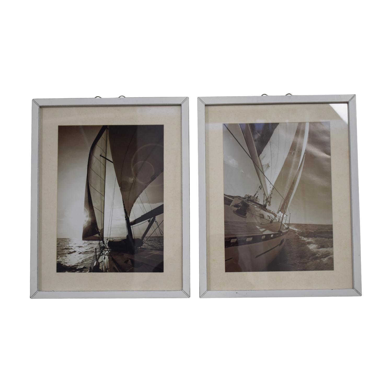 Target Target Sailing Prints