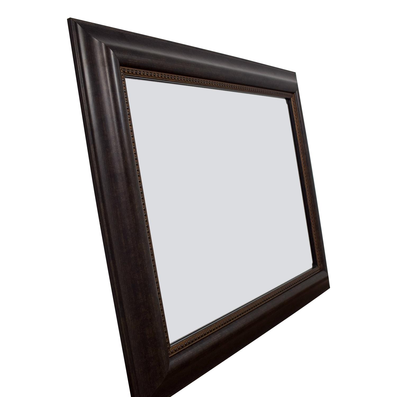 Wood Framed Mirror sale