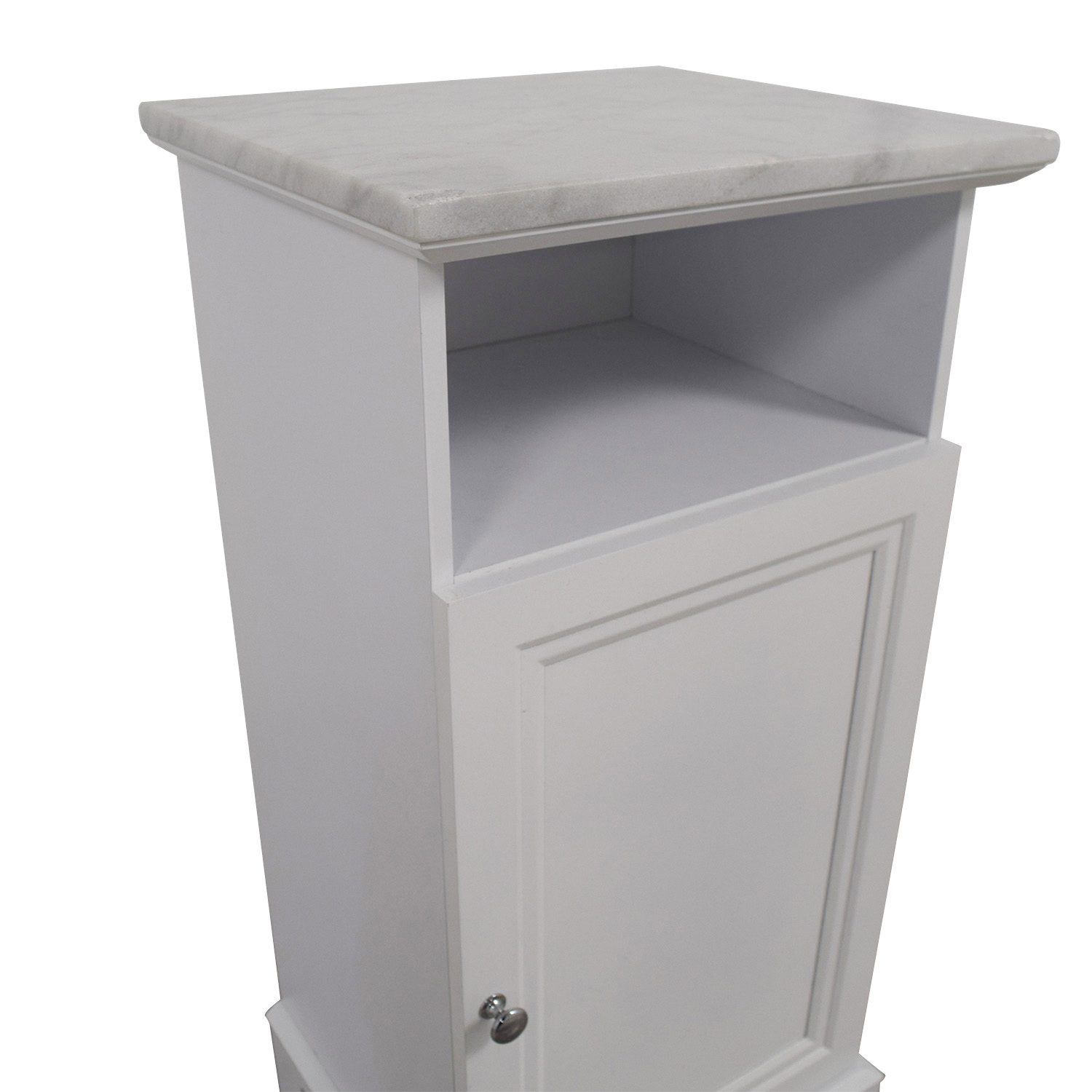 shop Marble Top White Cabinet online