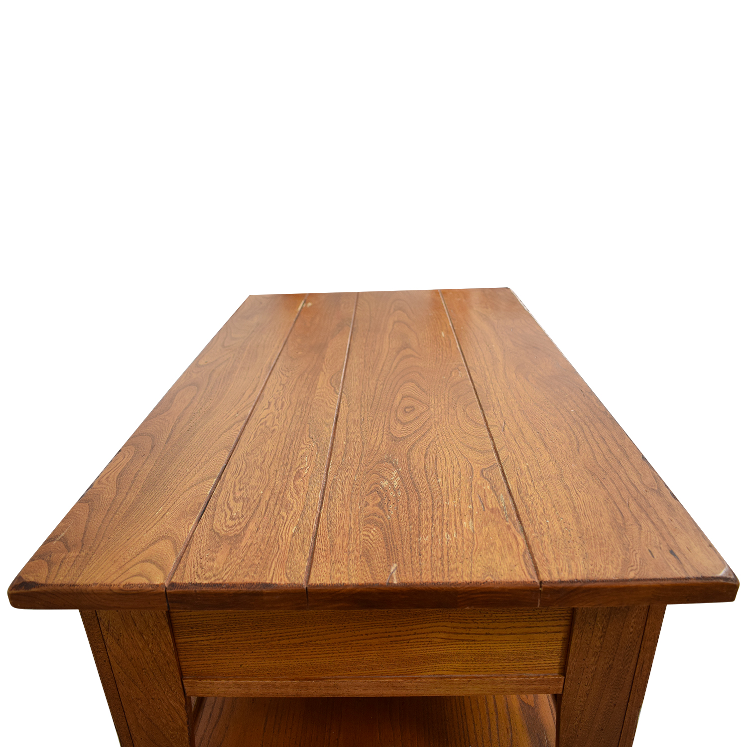 buy Wood Single Drawer Coffee Table  Tables