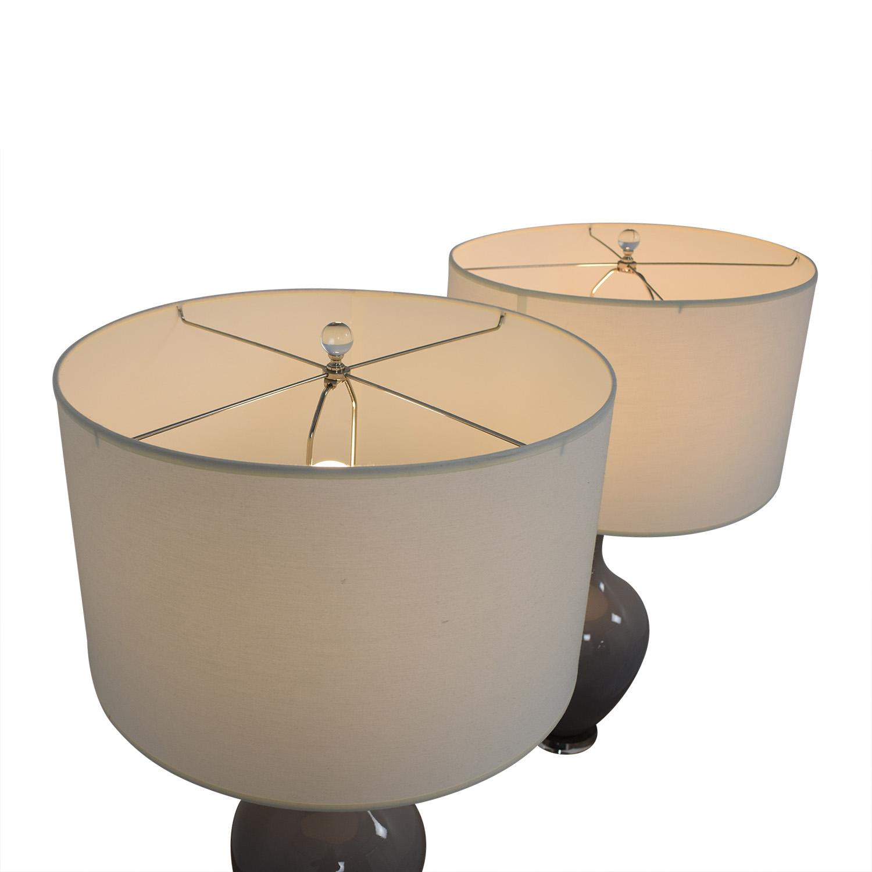 shop  Grey Table Lamps online