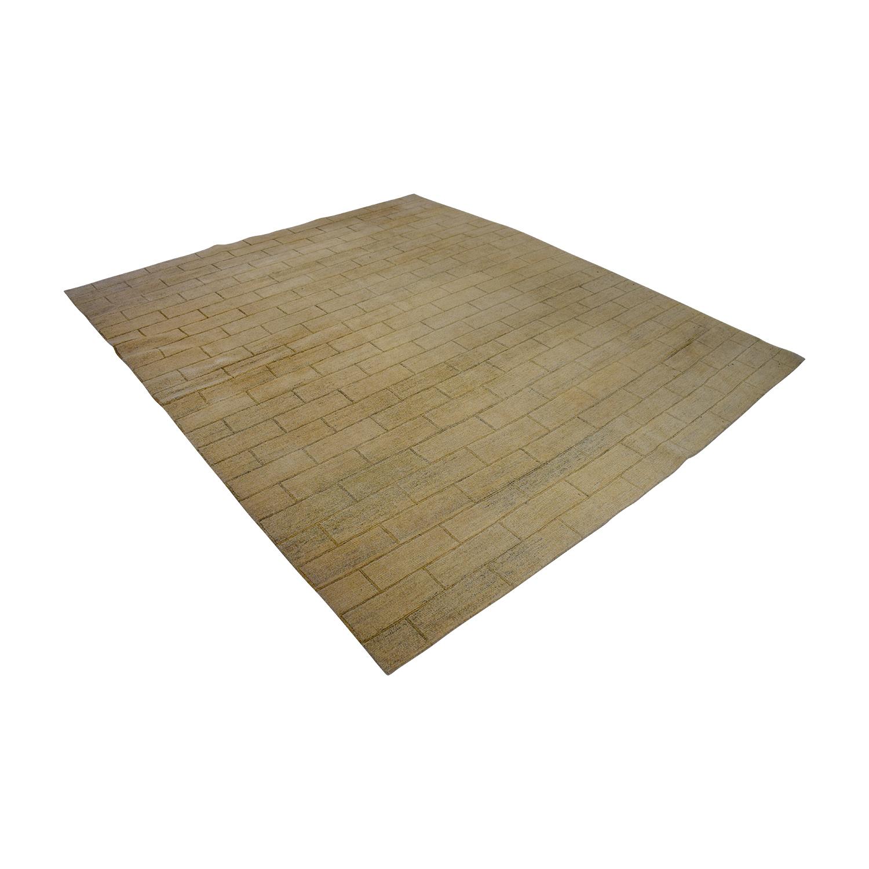 ABC Home & Carpet ABC Home & Carpet Handmade Metro Beige Rug nj